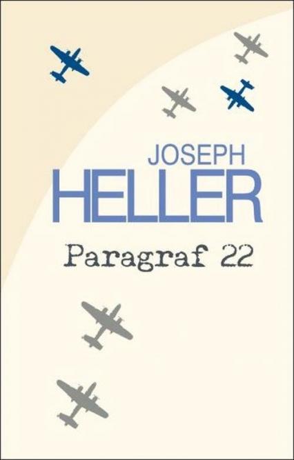 Paragraf 22 - Joseph Heller | okładka