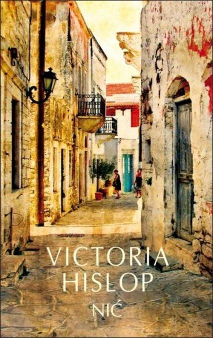 Nić - Victoria Hislop | okładka
