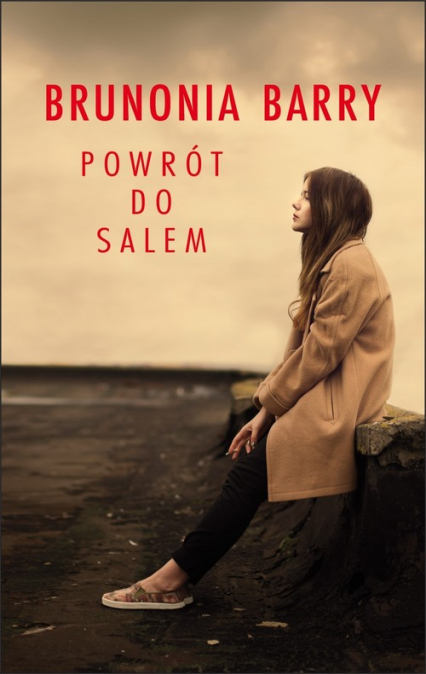 Powrót do Salem - Brunonia Barry | okładka
