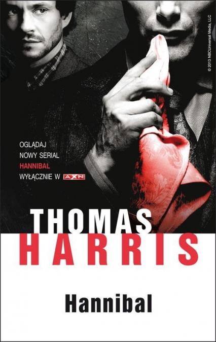 Hannibal - Thomas Harris | okładka