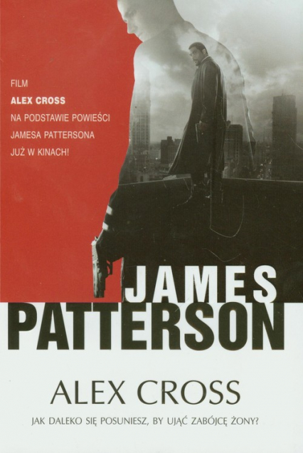 Alex Cross - James Patterson | okładka