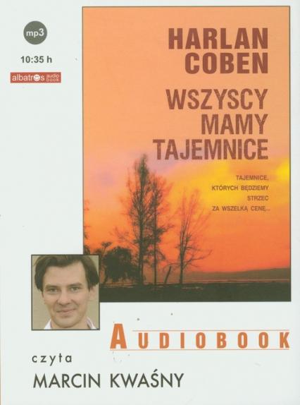 Wszyscy mamy tajemnice audiobook - Harlan Coben | okładka