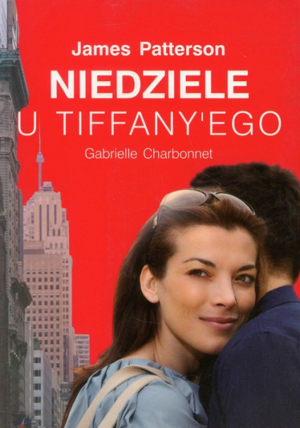 Niedziele u Tiffany'ego - Patterson James, Charbonnet Gabrielle | okładka