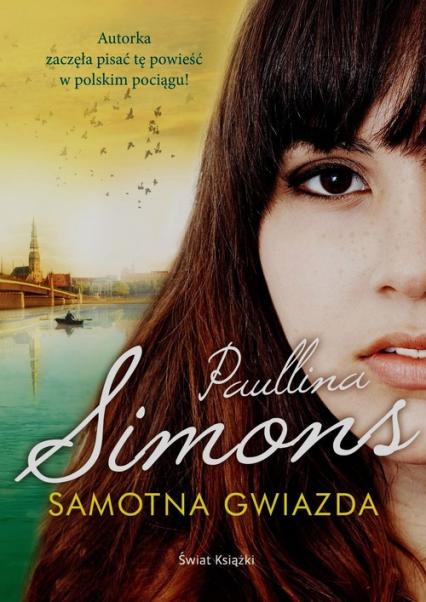 Samotna gwiazda - Paullina Simons   okładka