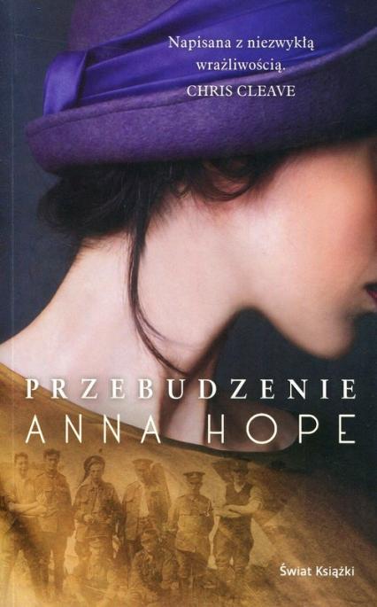 Przebudzenie - Anna Hope   okładka