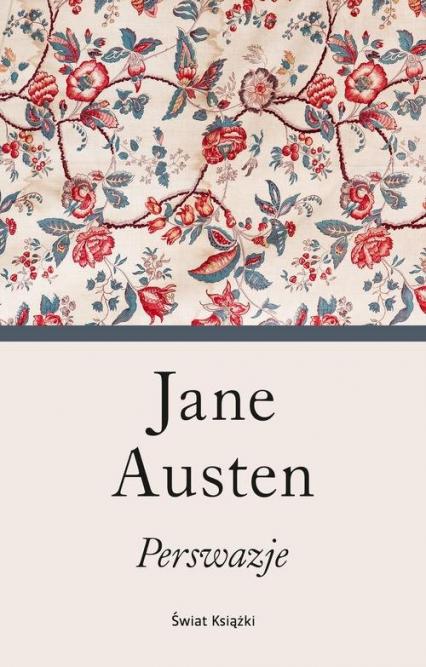 Perswazje - Jane Austen   okładka