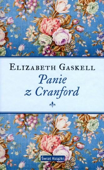 Panie z Cranford - Elizabeth Gaskell   okładka