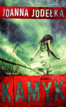 Kamyk - Joanna Jodełka | okładka
