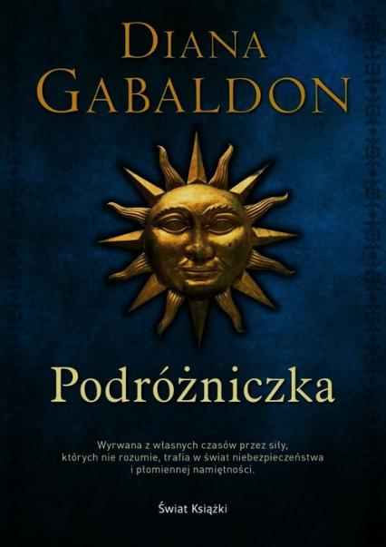 Podróżniczka - Diana Gabaldon | okładka