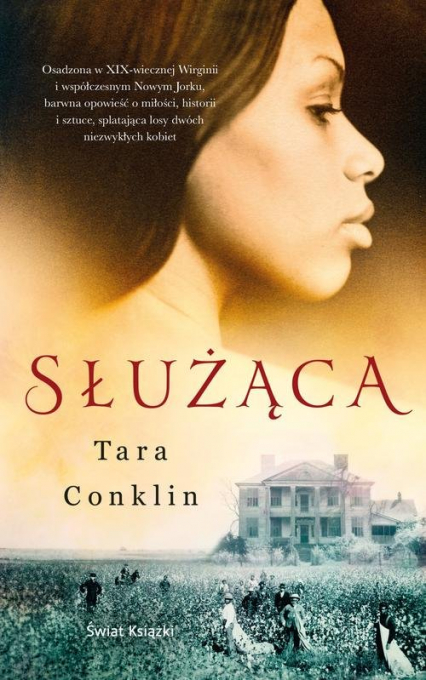 Służąca - Tara Conklin   okładka