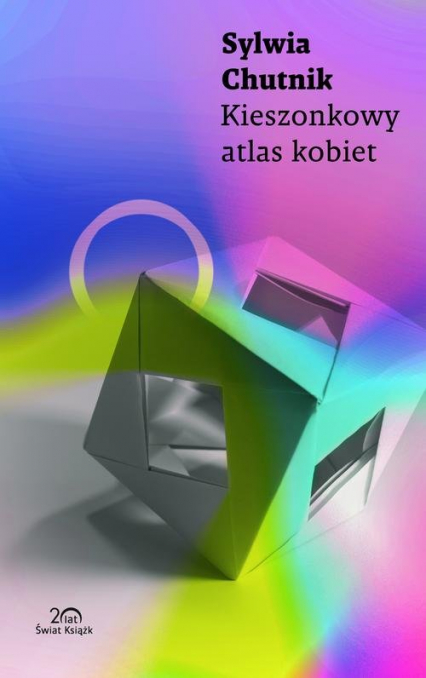 Kieszonkowy atlas kobiet - Sylwia Chutnik | okładka