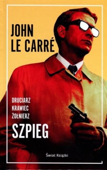 Szpieg - John le Carre | okładka