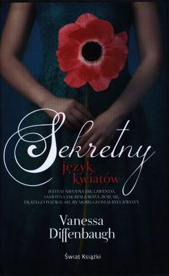 Sekretny język kwiatów - Vanessa Diffenbaugh | okładka