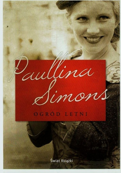 Ogród letni - Paullina Simons | okładka