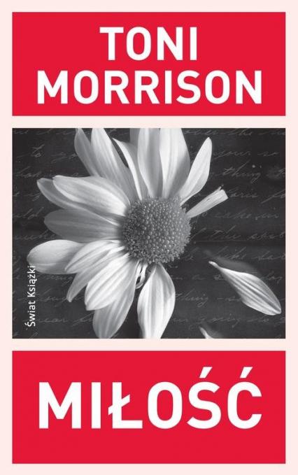 Miłość - Toni Morrison   okładka