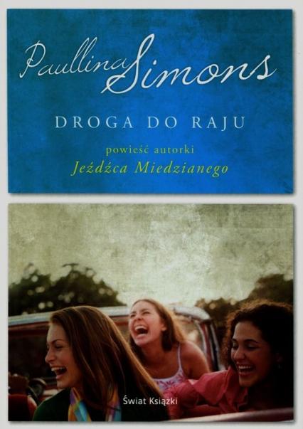 Droga do raju - Paullina Simons | okładka