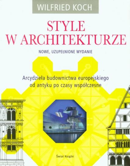 Style w architekturze - Wilfried Koch | okładka