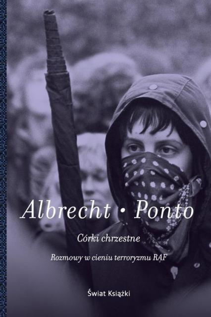 Córki chrzestne - Albrecht Julia, Ponto Corinna | okładka