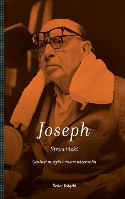 Strawiński - Charles M. Joseph | okładka