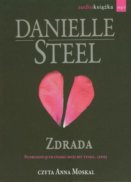 Zdrada. Audiobook - Danielle Steel | okładka