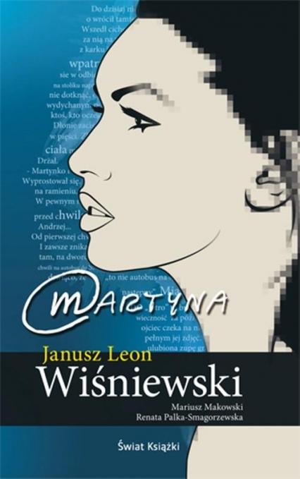 Martyna - Janusz Leon Wiśniewski | okładka