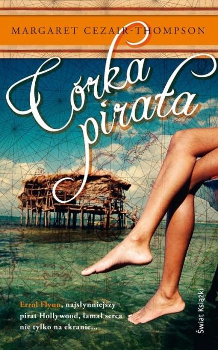 Córka pirata - Margaret Cezair-Thompson | okładka