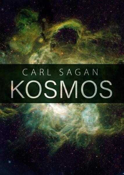 Kosmos - Carl Sagan | okładka