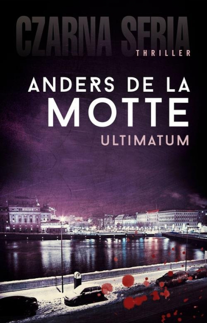 Ultimatum - Anders Motte | okładka