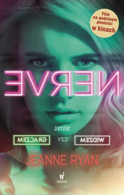 Nerve - Jeanne Ryan | okładka