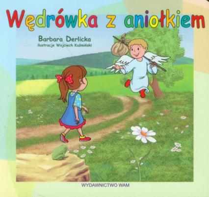 Wędrówka z aniołkiem - Barbara Derlicka | okładka