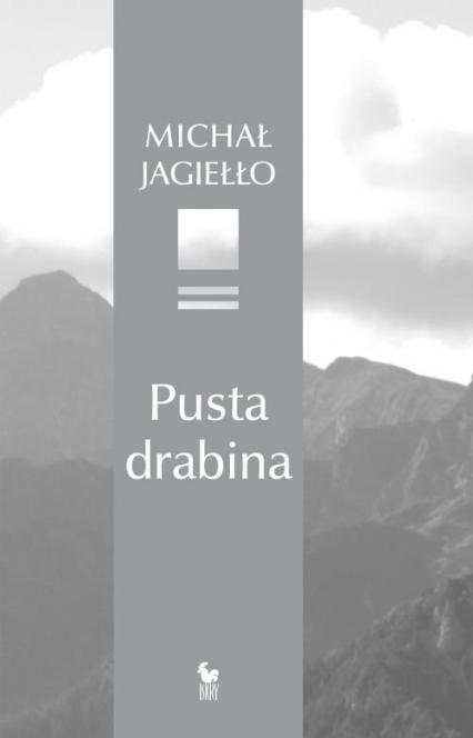 Pusta drabina - Michał Jagiełło | okładka