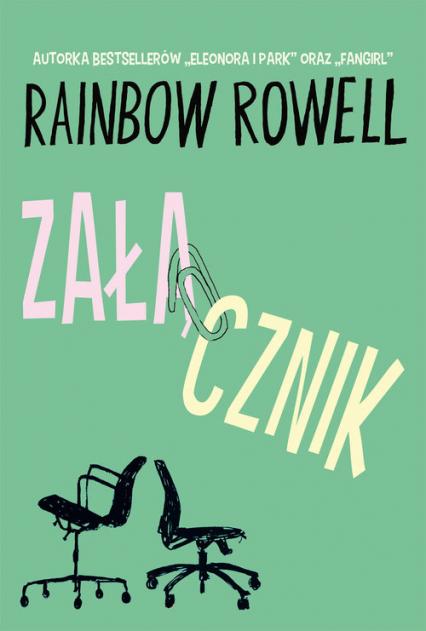 Załącznik - Rainbow Rowell | okładka