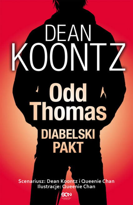 Odd Thomas. Diabelski pakt - Dean Koontz | okładka