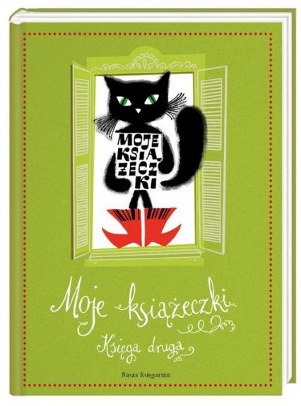 Moje książeczki. Księga druga - Bahdaj Adam, Janczarski Czesław, Januszewska  | okładka