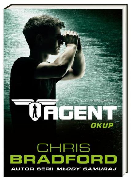 Agent Okup - Chris Bradford | okładka