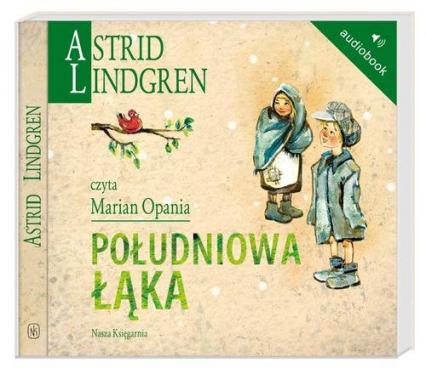 Południowa Łąka. Audiobook - Astrid Lindgren | okładka