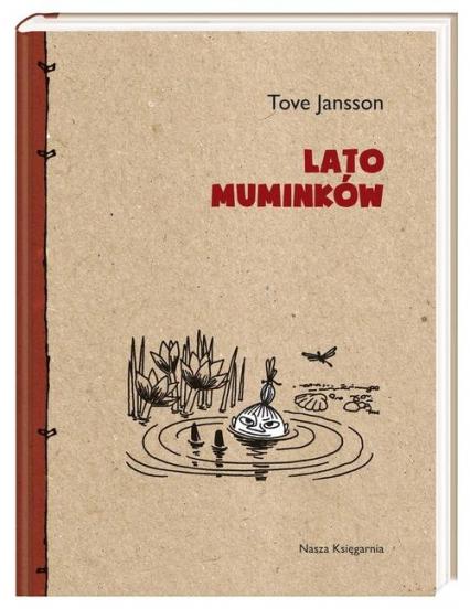 Lato Muminków - Tove Jansson | okładka