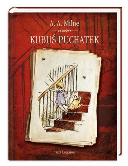 Kubuś Puchatek - Milne Alan Alexander   okładka