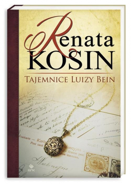 Tajemnice Luizy Bein - Renata Kosin | okładka