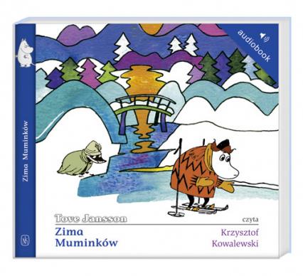 Zima Muminków. Audiobook - Tove Jansson | okładka