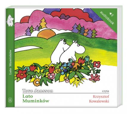 Lato Muminków. Audiobook - Tove Jansson | okładka