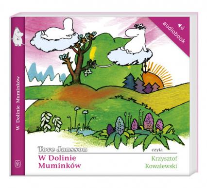 W Dolinie Muminków. Audiobook - Jansson Tove | okładka