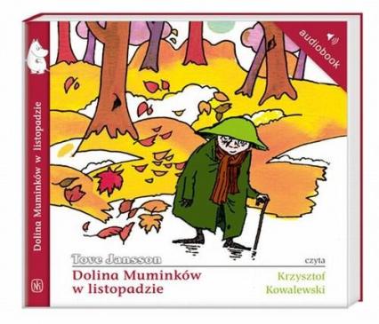 Dolina Muminków w listopadzie. Audiobook - Tove Jansson | okładka