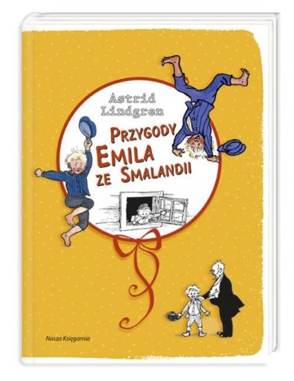 Przygody Emila ze Smalandii - Astrid Lindgren | okładka