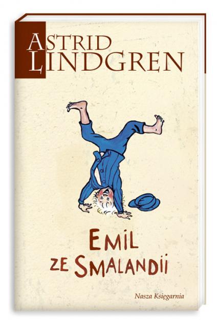 Emil ze Smalandii - Astrid Lindgren | okładka