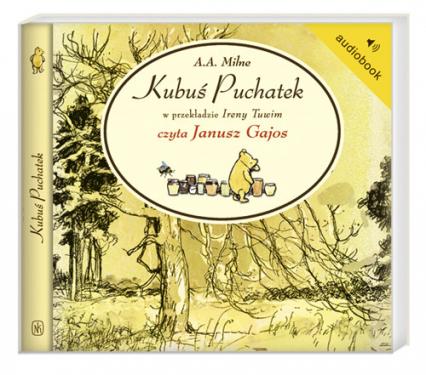 Kubuś Puchatek. Audiobook - Milne Alan Alexander | okładka