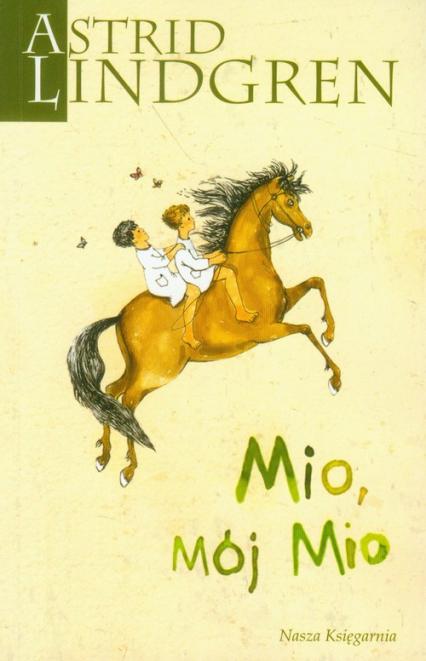Mio, mój Mio - Astrid Lindgren   okładka