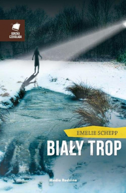 Biały trop - Emelie Scheep | okładka