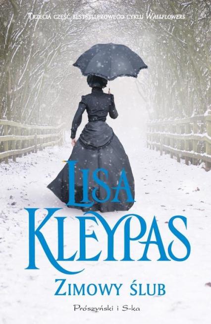 Zimowy ślub - Lisa Kleypas | okładka