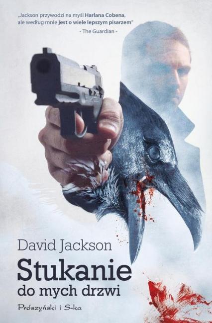 Stukanie do mych drzwi - David Jackson | okładka
